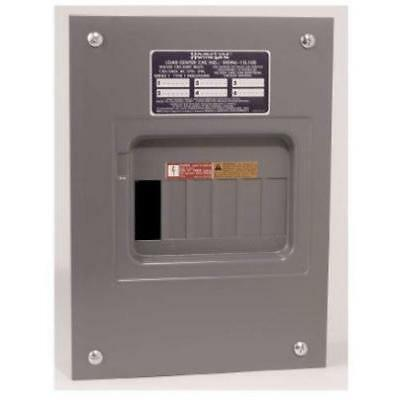 Square D by Schneider Electric HOM612L100FCP Homeline 100 Amp 6-Space 12-Circuit