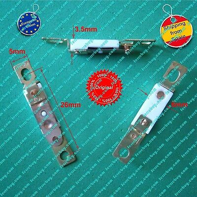 Thermostat ST-12 15A 250V 60ºC to 80ºC normally closed auto reset