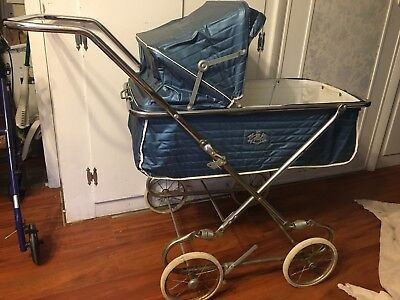 Vintage Welsh Pram/Stroller, REDUCED 10/7!!