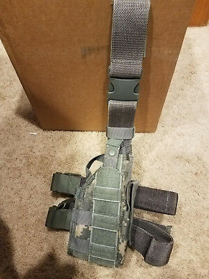 New US Military ACU Drop Leg Holster