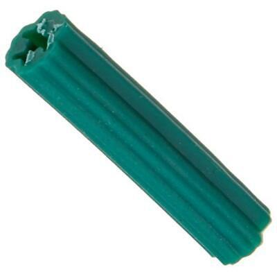 "TruePower #10 Green Anchor 1-1/4"" 1763, 25 pack(2 pack)."