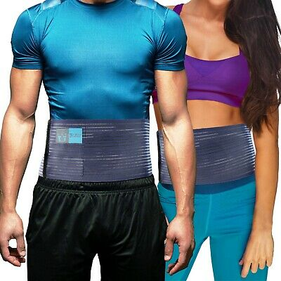 Umbilical Hernia Belt - Navel Hernia Support for Men and Women