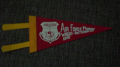 Vintage Air Force Museum Wright-Patterson AFB pennant