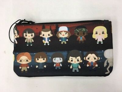 Loungefly The Stranger Things Pencil Case/Makeup Pouch