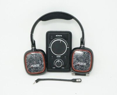 Astro A30 On‑Ear Headset with MixAmp ‑ Black
