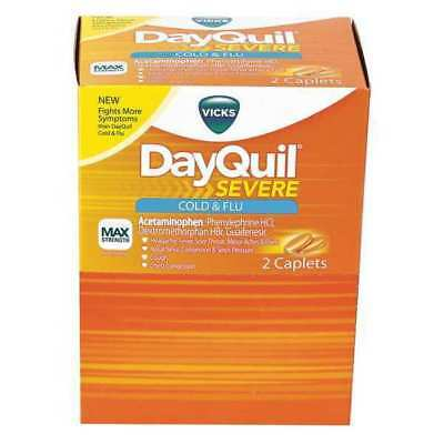 DAYQUIL BX-DXSV-25 DayQuil, Severe Cold and Flu