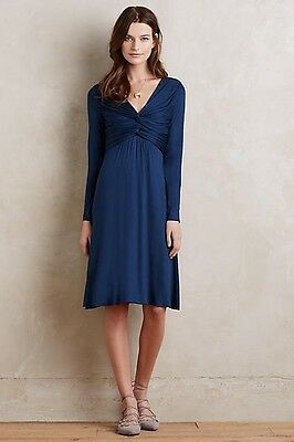 056a8f23dcd6b NEW ANTHROPOLOGIE GATHERED Jersey Dress by Bailey 44 Size M - $75.00 ...