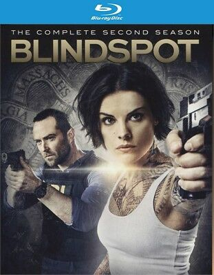 Blindspot: The Complete Second Season (Blu-Ray, 2017)