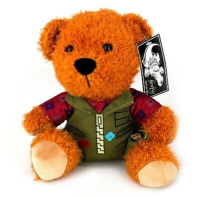 "NEW Kaylee Bear Firefly Quantum Mechanix Teddy Plush 8"" Sitting 2016"