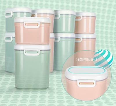 Baby Milk Powder Box Kids Portable Outdoor Infant Feeding Container Pot Travel