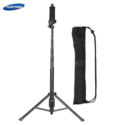 YUNTENG VCT-1688 2in1 Mini Selfie Stick Tripod for iPhone DSLR Cameras Camcorder