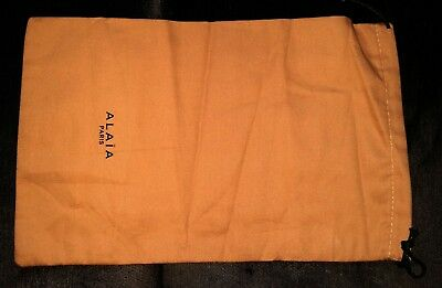 03380d43fa032 AUTHENTIC ALAIA DUST Bag 13x15 Inches With Drawstrings - $12.00 ...