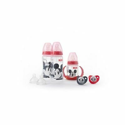 Nuk Mickey And Minnie Saver Bundle (Pack of 6)