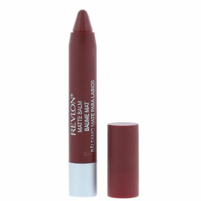 Revlon Colorburst #265 Matte Lip Balm - Fierce 2.7Gm