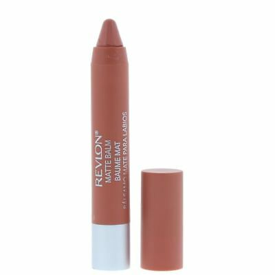 Revlon Colorburst #255 Matte Lip Balm - Enchanting 2.7Gm