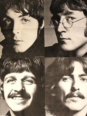 Beatles - Manifesti Originali