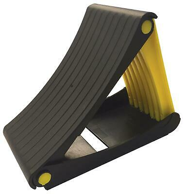 Uphill / Driveway Parking Aid Rolling Stoppers 2x Wheel Chocks