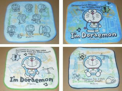 Japanese Anime Doreamon 4 pcs Hand Towel