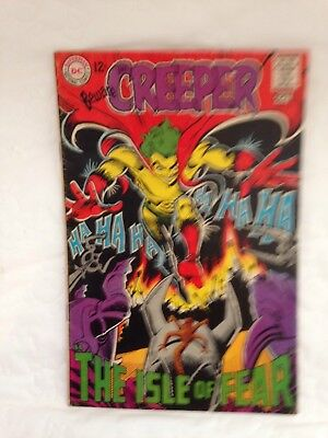 Beware the Creeper #3 (Sep-Oct 1968, DC)