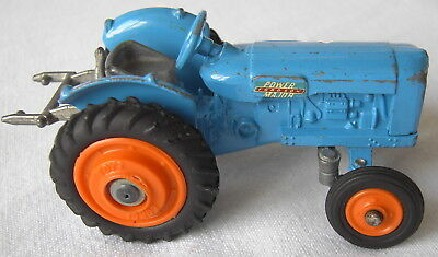 CORGI TOYS Traktor Fordson Power Major Nr. 60 - 60er Jahre Metall