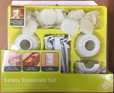 Safety First 46pc. Essentials Set