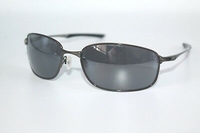 418fac866de OAKLEY TAPER SUNGLASSES OO4074-01 Cement Frame W  Black Iridium Lens ...