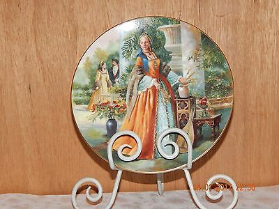 Royal Doulton Plate Jane Seymour  Collectors' Gallery Edition 1995