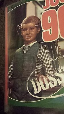 Joe 90 Dossier 1969 Original Mint Rare in such nice condition Christmas