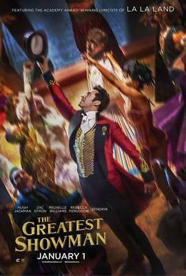 """16687  Hot Movie TV Shows - The Greatest Showman 2017 5 24""""x35"""" Poster"""