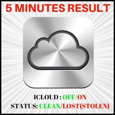 Fastest Icloud Imei Check Lost Stolen Find My iPhone Blacklist Checker FMI