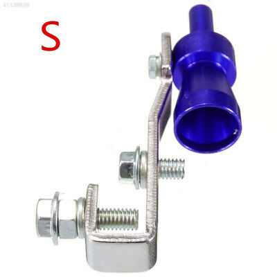Turbo Whistle Aluminum Alloy 18mm S Simulator Durable Sound Whistle Blowoff