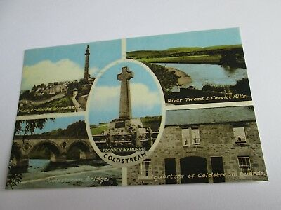 Postcard of Coldstream (Multiview) 1973 posted
