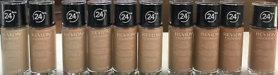 Revlon Colorstay Makeup Foundation Normal / Dry Skin 1.0 oz / 30 ml Without Pump