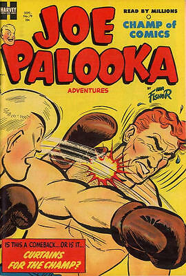 Joe Paloka the comic strip heavyweight boxing champion   70 comics on DVD Sports