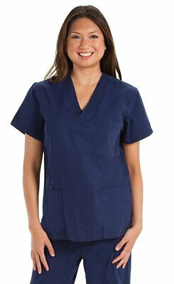 NCD Medical Tunique Manches Courtes Marine Taille M