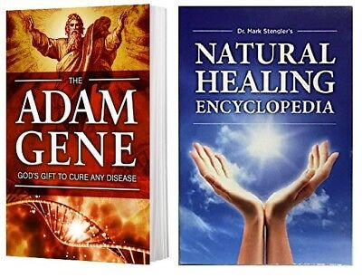 The Adam Gene God's Gift To Cure Any Disease & Dr Stengler's Natural Healing NEW
