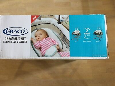 Graco Dreamglider  Gliding Seat & Sleeper (Seat&sleepe0R)