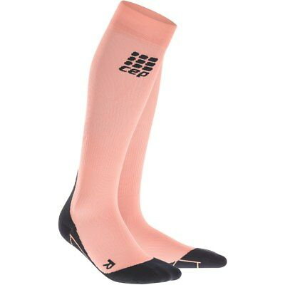 CEP Pastel Compression Socks for Women - Crunch Coral Size III