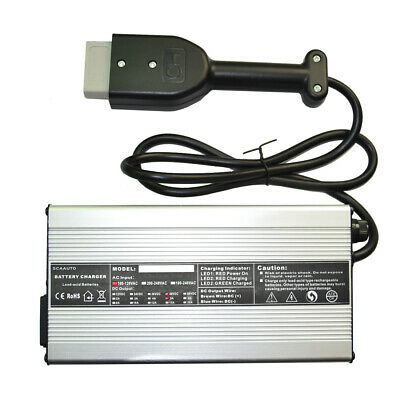 48V Golf Cart Battery Charger For Yamaha/Club Car EZ-GO EZGO Anderson SB50 Plug