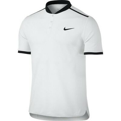Nike Court Advantage Polo (White) - Large - New ~ 830839 100