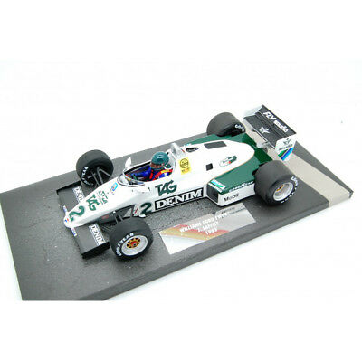 Williams Ford FW08C 1983 Jacques Laffite 1:18