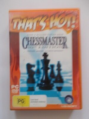 - Chessmaster 10Th Edition [Pc Dvd Rom] Aussie Seller [Now $44.75]