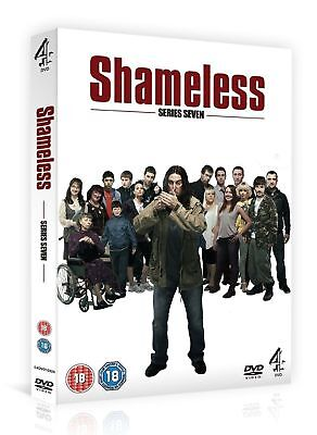 SHAMELESS Series - 7 Complete 7th Season 2010 Brand New Sealed UK Region 2 DVD