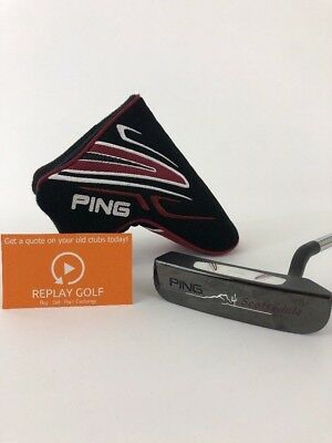 Ping Scottsdale Putter / ZB S / 35 Inch / Superstroke Grip