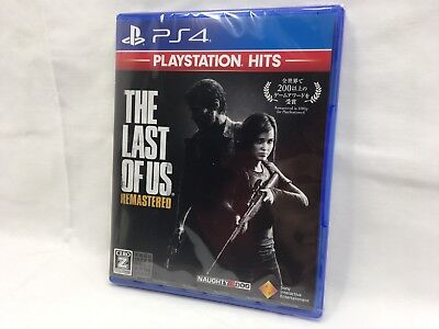 SONY PS4 Japan The Last of Us Remastered PlayStation Hits CERO Rating=Z