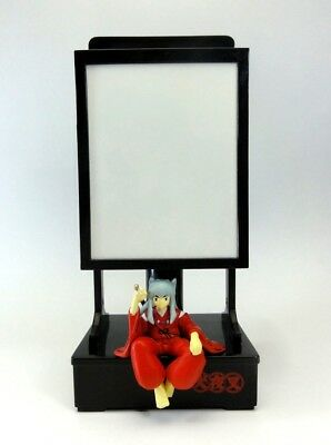 INU YASHA Inu Yasha figure Andon Room Lamp BANPRESTO JAPAN
