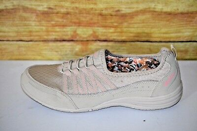 06e16419eeed Skechers Classic Fit  23055 Womens Taupe Air-Cooled Memory Foam Shoes Sz 7