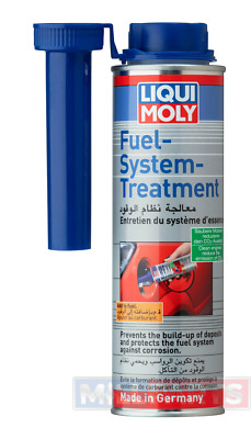 Liqui Moly Petrol Fuel System Treatment Cleaner Protector Additive 300ml