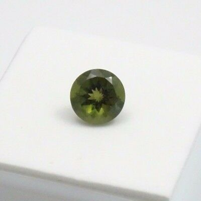 Moldavite - 1.70ct - 8mm - Round - Moldavite Loose Gemstone