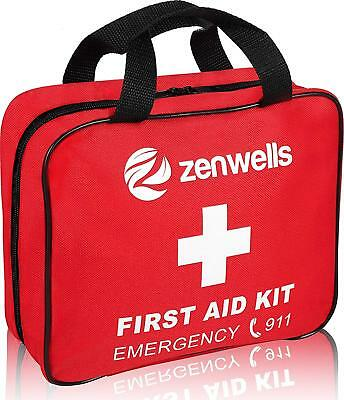 Emergency First Aid Kit Safe Travels Kit Emergency Safety Supplies Home Pack Kit